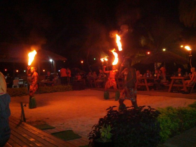 0 fire twirlers