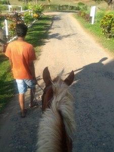 0 horse riding