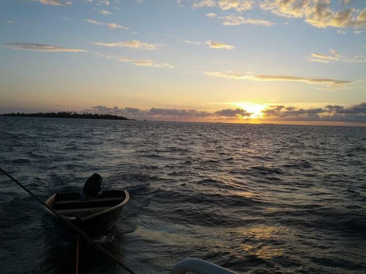0 Sunset Fiji Sailing Afternoon