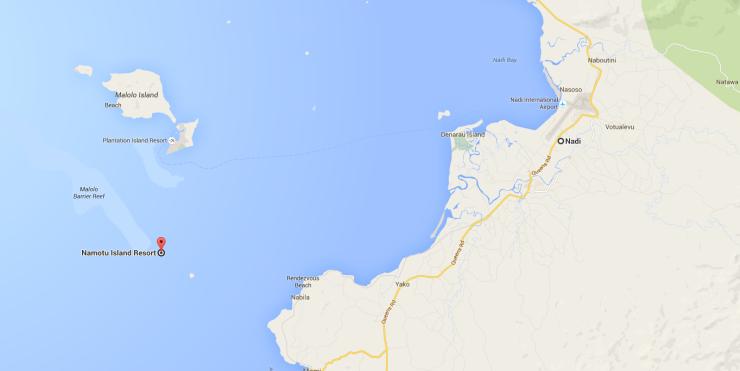 2016-03-19 23_57_50-Nadi, Fiji to Namotu Island Resort - Google Maps