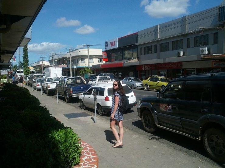 Nadi Town and me